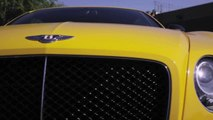 Ron Sandack Loves This Yellow Bentley