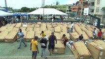 MAGAP entrega herramienta a los pescadores artesanales de Esmeraldas para dignificar su trabajo
