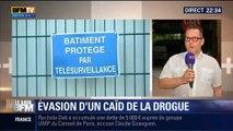 Le Soir BFM: Saint-Denis: un baron de la drogue s'est évadé avec l'aide d'un commando armé - 04/06 1/5