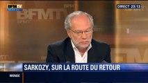 Le Soir BFM: UMP: Nicolas Sarkozy peut-il réussir son retour en politique ? - 04/06 4/5