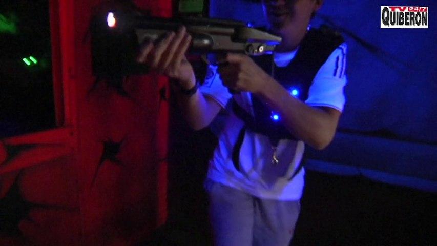 Lanester : Le Laser Blade de Métropolis - Lorient TV