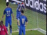 Lionel Messi falla gol