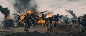 Edge Of Tomorrow Official Trailer - Judgement Day (2014)