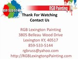 Commercial Painters Lexington KY| Painting Contractors Lexington KY | Painters Lexington KY | New Construction Painters Lexington KY by rgblexingtonpainting.com