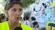 Rythmes scolaires: la grogne monte et fait cause commune en Corse