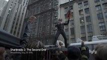 Sharknado 2: The Second One (2014) - Trailer Teaser Oficial Legendado - [HD] - SyFy, Tara Reid, Ian Ziering