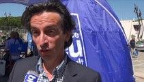 François Michaud, le Directeur de France Bleu Hérault à propos des 30 ans de la radio