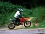 Vidéo - humour - Motocross - Superman
