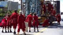 Royal de Luxe investit les rues de Nantes samedi 7 juin 2014
