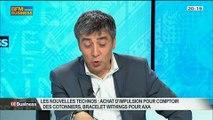 L'actualité IT de la semaine: Frédéric Charles et Pascal Samama, dans 01Business - 07/06 2/4