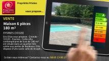 A vendre - maison - EYSINES (33320) - 6 pièces - 180m²