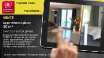 A vendre - appartement - SAINT GELY DU FESC (34980) - 2 pièces - 50m²