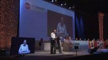 48e congrès de la CFDT - Intervention du secrétaire générale de l'UGTT tunisienne