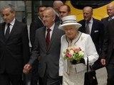 Débarquement: arrivée d'Elizabeth II à Paris - 05/06