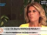 Op. Dr. Burcu KARDAŞ ARSLAN Kızlık zarı yırtıldığında acı verir mi? Ağrı yapar mı?
