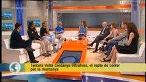TV3 - Els Matins - Volta Cerdanya Ultrafons, el repte de córrer per la muntanya