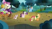 My Little Pony: La Magia de la Amistad (Español de España) 3x06 - Desveladas en Ponyville -HD 1080p-