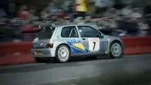 Jean Ragnotti & Renault Clio Kit Car - Pure Engine Sounds