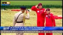 24h en vidéo - 04/06 – Un homme de 89 ans saute en parachute ; quand Taubira réprimande une collaboratrice
