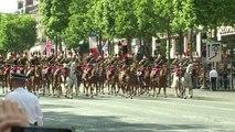 Commémorations du Débarquement: Elizabeth II à Paris