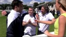 Soccer Aid 2014 - Robbie Williams