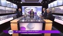 Ça Vous Regarde - Le débat : G7 : un sommet pour la paix ?
