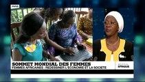 LE JOURNAL DE L'AFRIQUE - Sommet mondial des femmes : redessiner l'économie et la société en Afrique