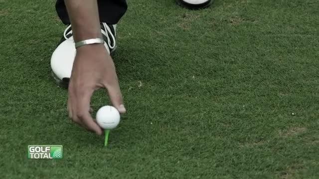 Golf-Teaching: Fade