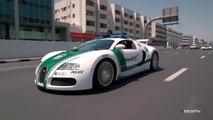Dubaï : Les voitures de police les plus rapides du monde