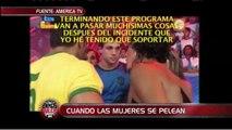 Las peleas más encendidas ocurridas en programas de televisión en vivo