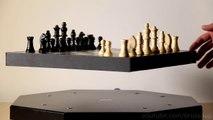 Une table à lévitation magnétique va révolutionner les tours de magie!