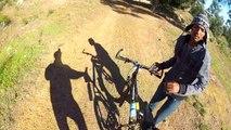 Biker Records Thieves On Helmet Camera