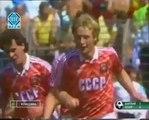 Групповой этап ЧЕ 1988 Англия - СССР 1-3 - UEFA Euro 1988 England-USSR 1-3