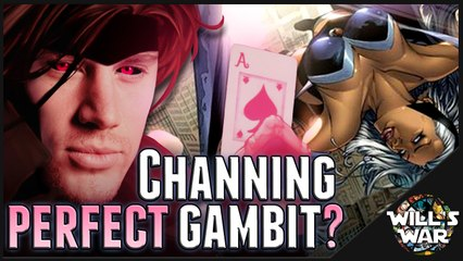 Channing Tatum: The Perfect Gambit? - Will's War HD
