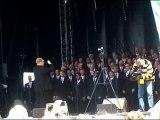 Chorales pour le 70e anniversaire du Débarquement à Sainte Mère Eglise