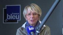 Mercotte, marraine du Prix du Livre France Bleu des Libraires indépendants