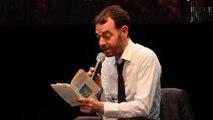 Ma guerre en littérature (Entretien avec Bernard-Henri Lévy) - Assises Internationales du Roman 2014
