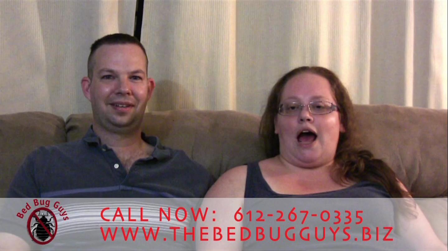Minnesota Bed Bug Testimonial & Reviews