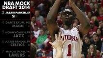 NBA mock draft: Tyler Ennis climbs into top 20