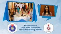 Kahramanmaraş Sütçü İmam Üniversitesi Tekstil Mühendisliği Bölümü Tanıtım Filmi !