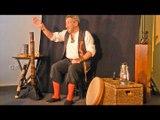 présentation  spectacle contes islandais