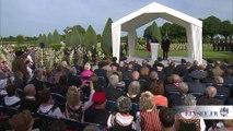 """François Hollande: """"Dire à ces nouvelles générations qu'elles sont maintenant chargées de préserver la paix"""" #DDay70"""
