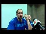 Conferenza stampa Sergio Parisse - Parigi, 3 febbraio 2012