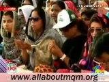 Ya Salamo Prayers By Sit In Crowd At Numaish Chowrangi  Karachi For MQM QET Altaf Hussain Molana Tanvir Ul Haq Thanvi praying for Altaf hussain's Health on youm-e-Dua
