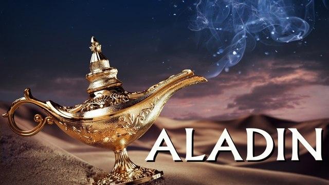 Aladin --- (Full Movie)