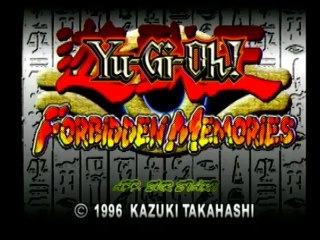 [Defi] Yu-Gi-Oh! Forbidden Memories #1 Réadaptation