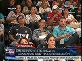 Finaliza el el Foro Internacional Conjura mediática contra Venezuela