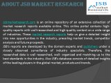 JSB Market Research : Wireline Services Market by Type & Geography - Global Trends & Forecast to 2019