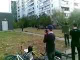BMX Jump But landing on ass - Fails World