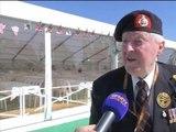 Cérémonies du 70e anniversaire du Débarquement: l'émotion des vétérans - 07/06